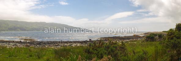 Panorama-Lochbuie